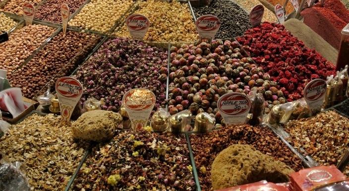 Marele Bazar - un obiectiv turistic important in Istanbul