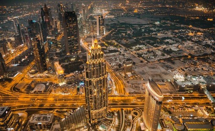 Burj Khalifa - neaparat de vizitat in Dubai