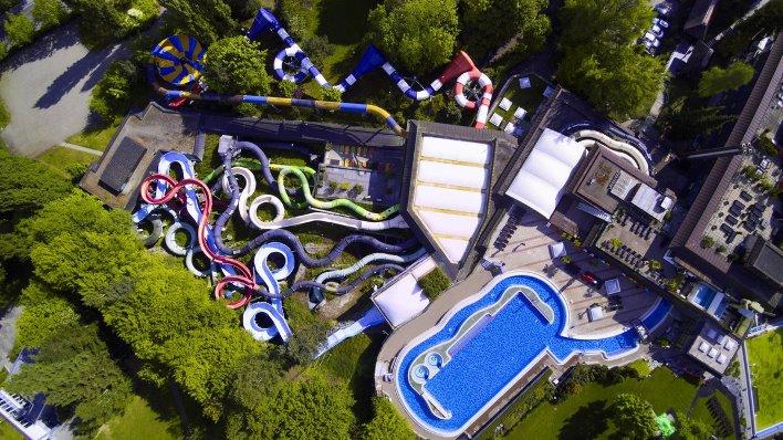 Cel mai mare aqua park din Europa (dupa suprafata)