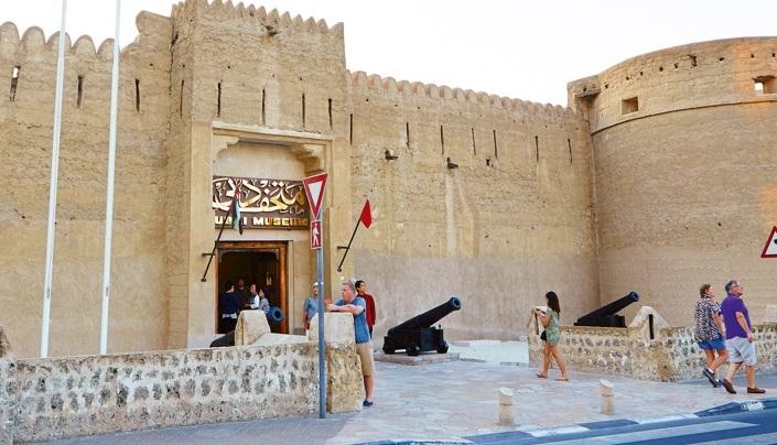 Muzeul din Dubai