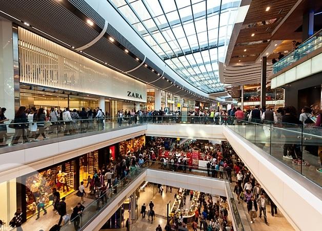 Cel mai mare mall din Europa