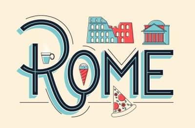 Cand sa vizitezi Roma
